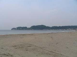 鎌倉材木座由から稲村.JPG