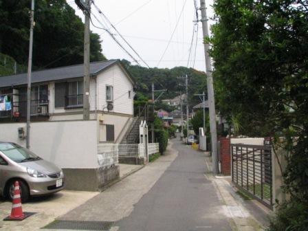 逗子市山の根住宅街5.JPG